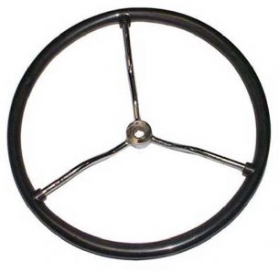 Ferguson Tractor T20 Chrome Steering Wheel